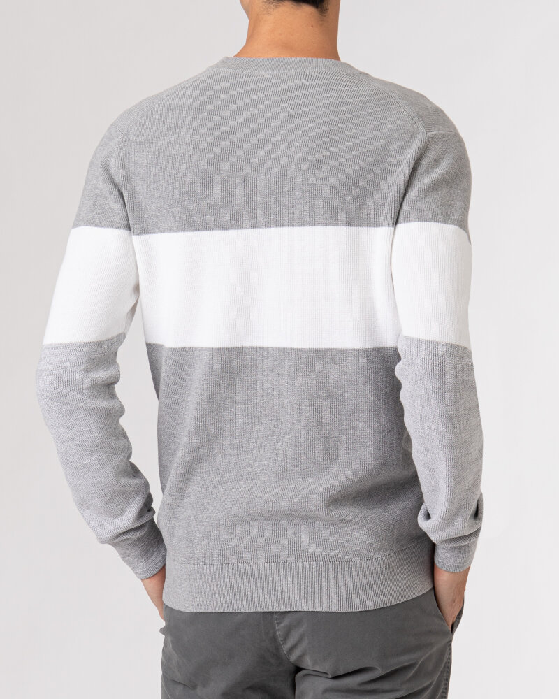 Sweter Roy Robson 091058421081500/01_Z060 szary - fot:4