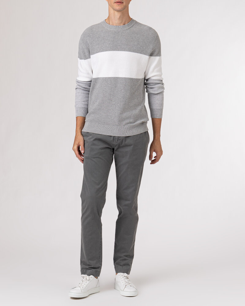 Sweter Roy Robson 091058421081500/01_Z060 szary - fot:5