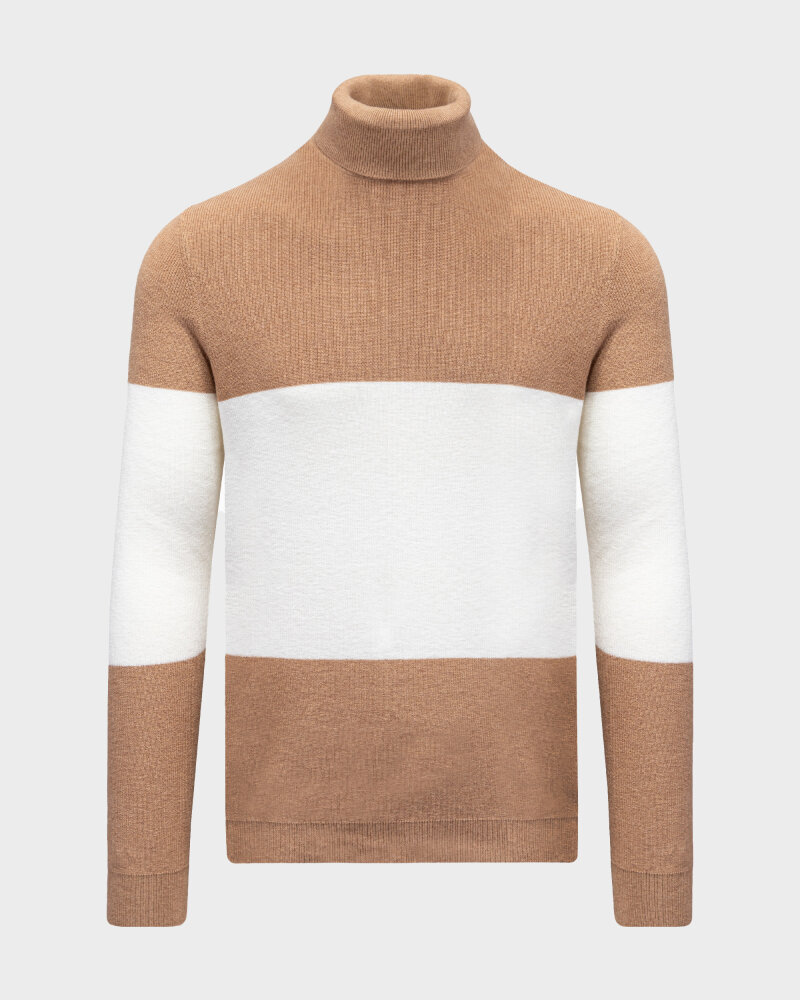 Sweter Roy Robson 091058571079500/01_D240 beżowy - fot:1