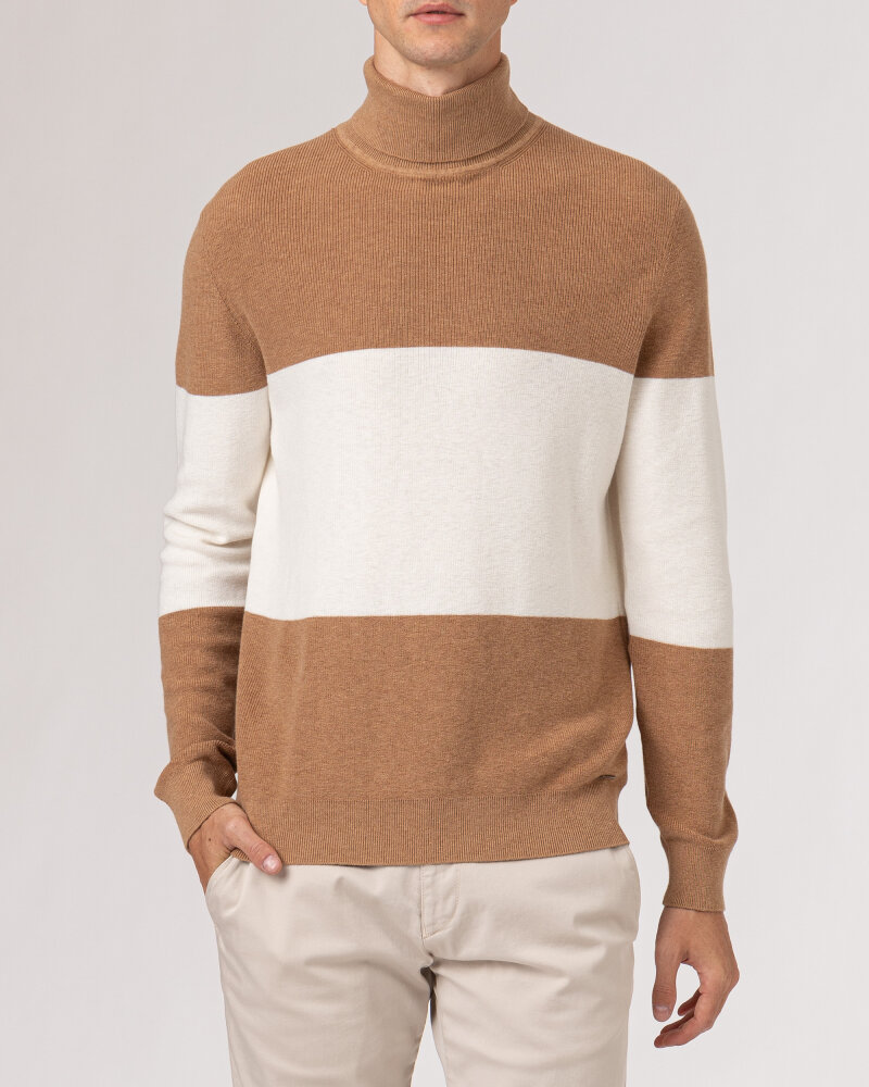 Sweter Roy Robson 091058571079500/01_D240 beżowy - fot:2