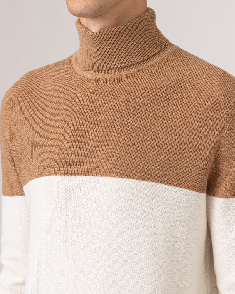 Sweter Roy Robson 091058571079500/01_D240 beżowy - fot:3