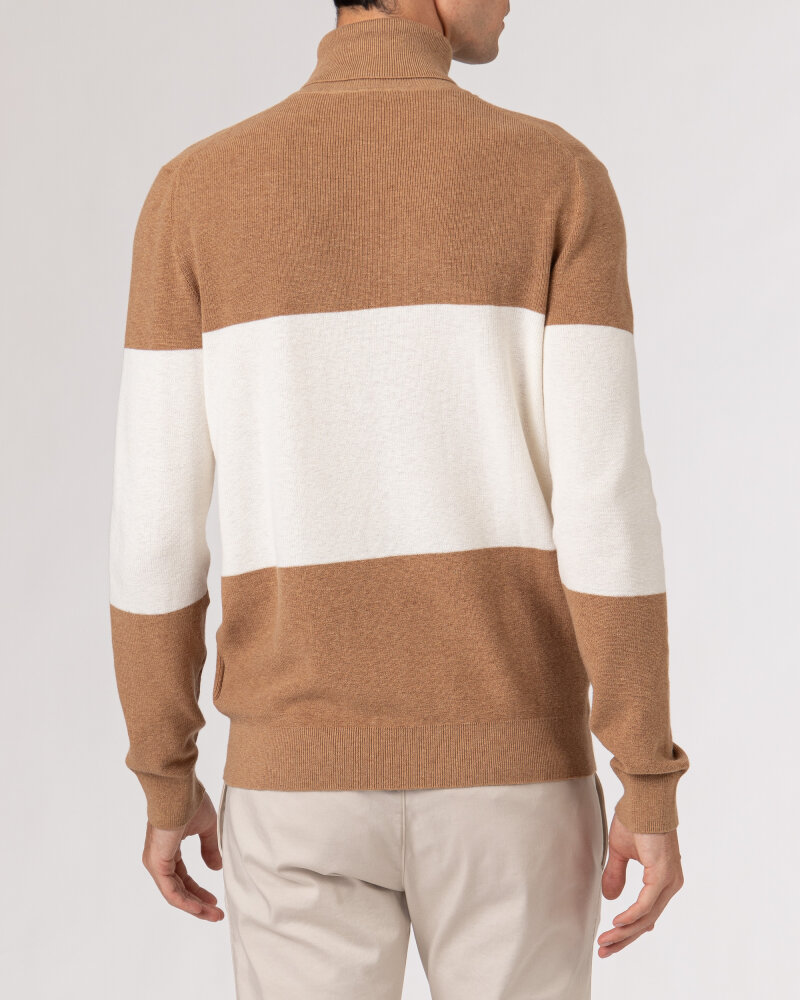 Sweter Roy Robson 091058571079500/01_D240 beżowy - fot:4