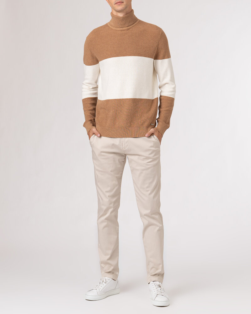 Sweter Roy Robson 091058571079500/01_D240 beżowy - fot:6