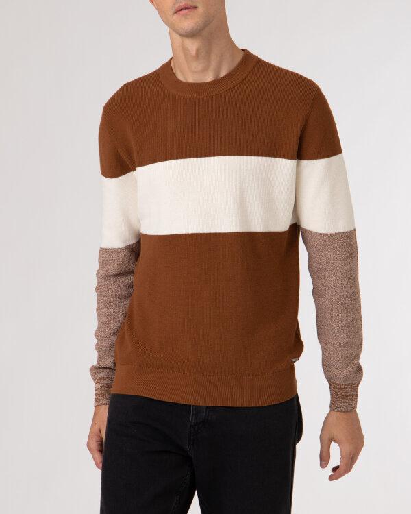Sweter Roy Robson 091058421081500/01_Z215 brązowy