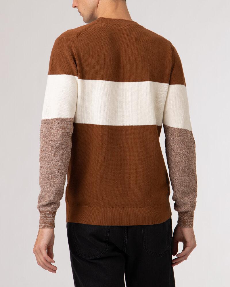 Sweter Roy Robson 091058421081500/01_Z215 brązowy - fot:4