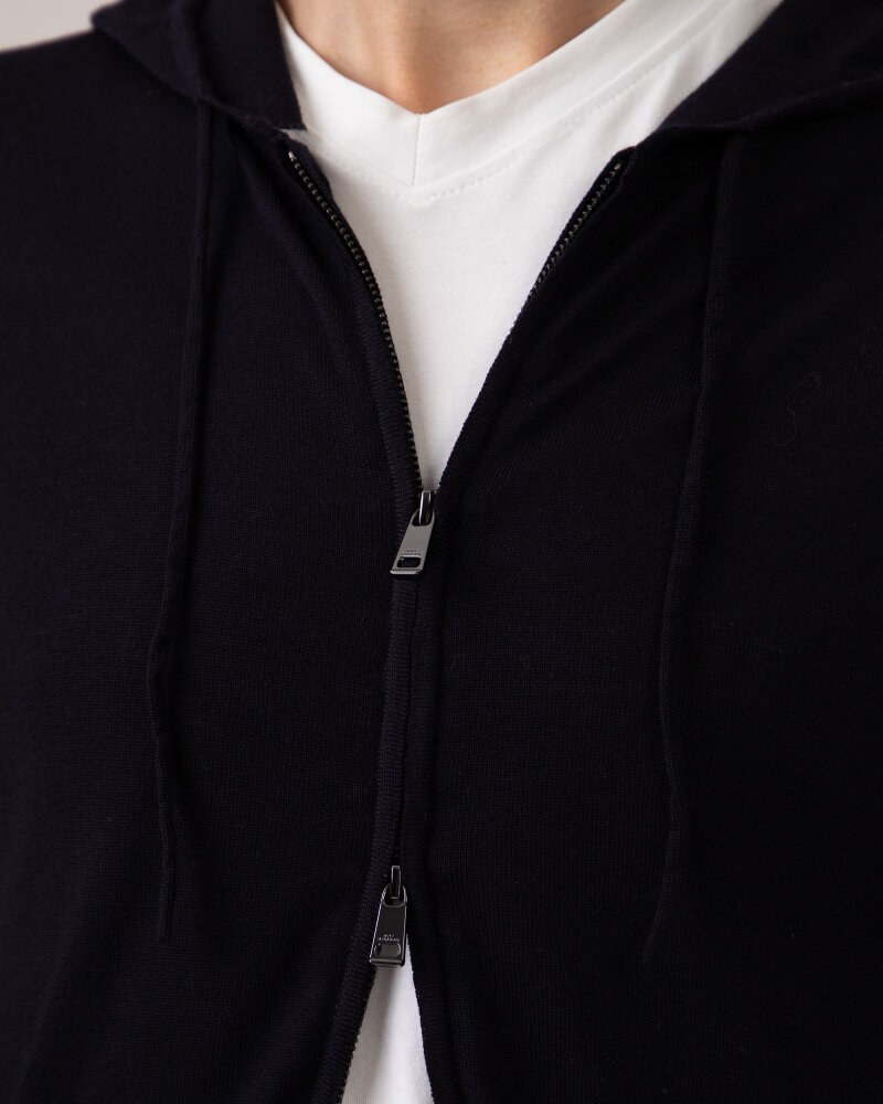 Sweter Roy Robson 091058541083700/04_A401 granatowy - fot:3