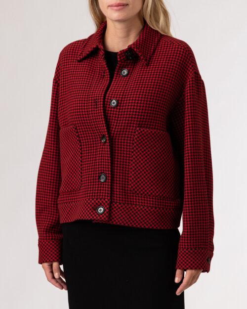 Płaszcz Iblues 70860116_ICICLE_001 czerwony