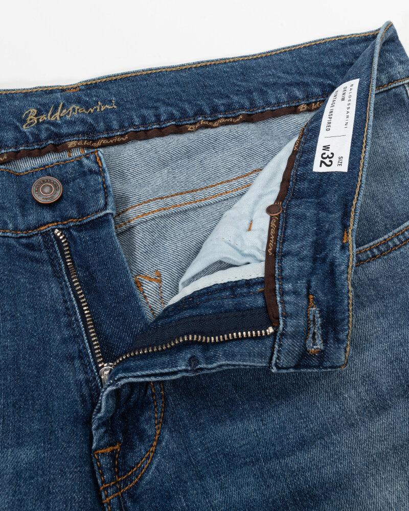 Spodnie Baldessarini 1424_16511_6837 niebieski - fot:2