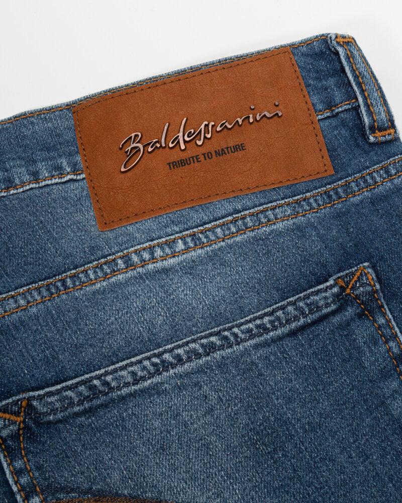 Spodnie Baldessarini 1424_16511_6837 niebieski - fot:4