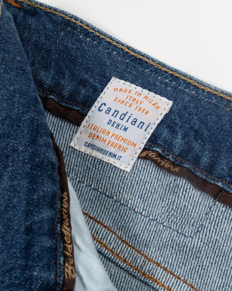 Spodnie Baldessarini 1424_16511_6824 niebieski - fot:3