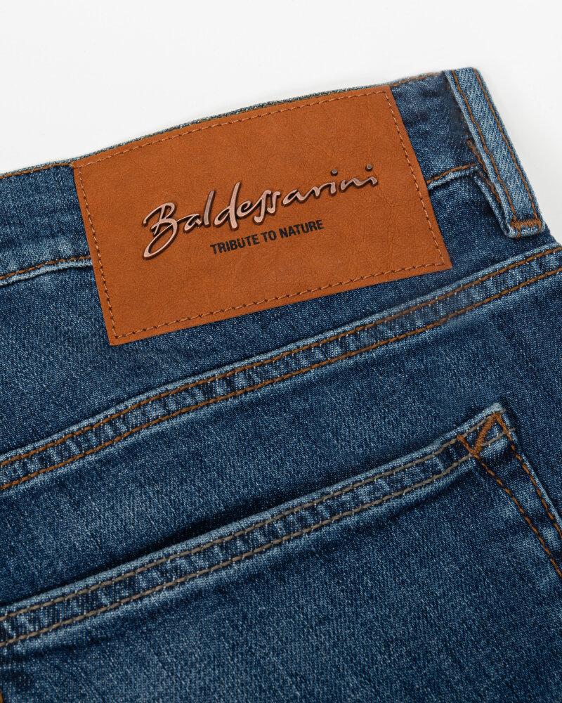 Spodnie Baldessarini 1424_16511_6824 niebieski - fot:4