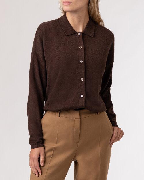 Sweter Stenstroms BERNELLE 450208_6149_280 brązowy