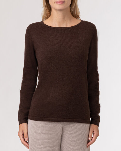 Sweter Stenstroms SANNE 450004_6149_280 brązowy