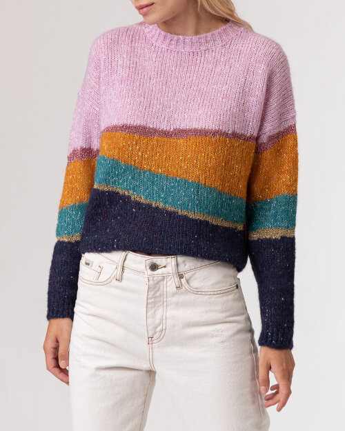Sweter Iblues 73662817_WAVES_015 wielobarwny