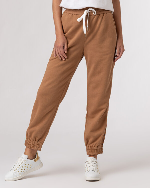 Spodnie Iblues 77860316_PALUDE_001 brązowy