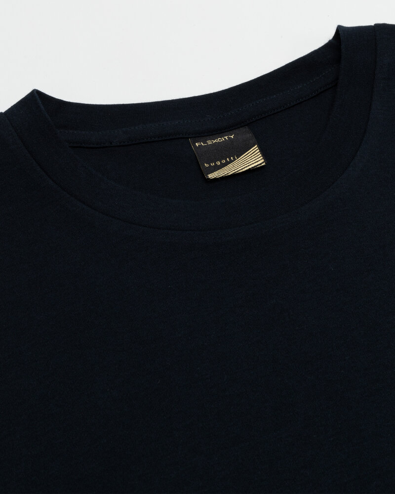 T-Shirt Bugatti 85191_1 8350_390 granatowy - fot:2