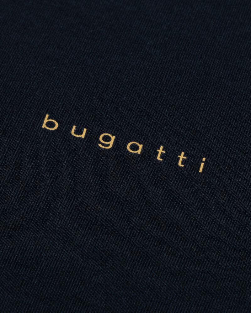 T-Shirt Bugatti 85191_1 8350_390 granatowy - fot:3