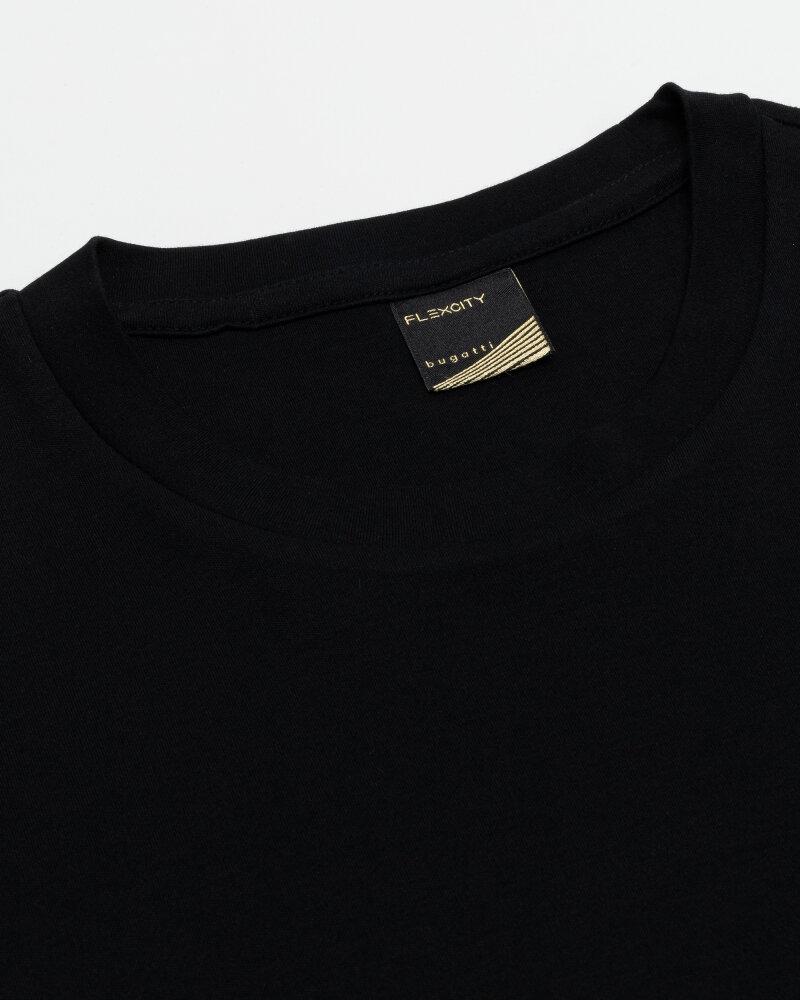 T-Shirt Bugatti 85191_1 8350_290 czarny - fot:2