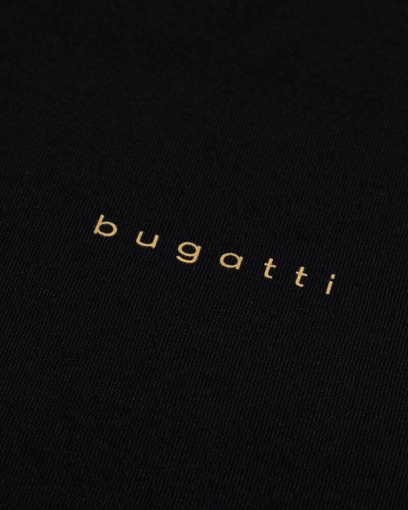T-Shirt Bugatti 85191_1 8350_290 czarny - fot:3