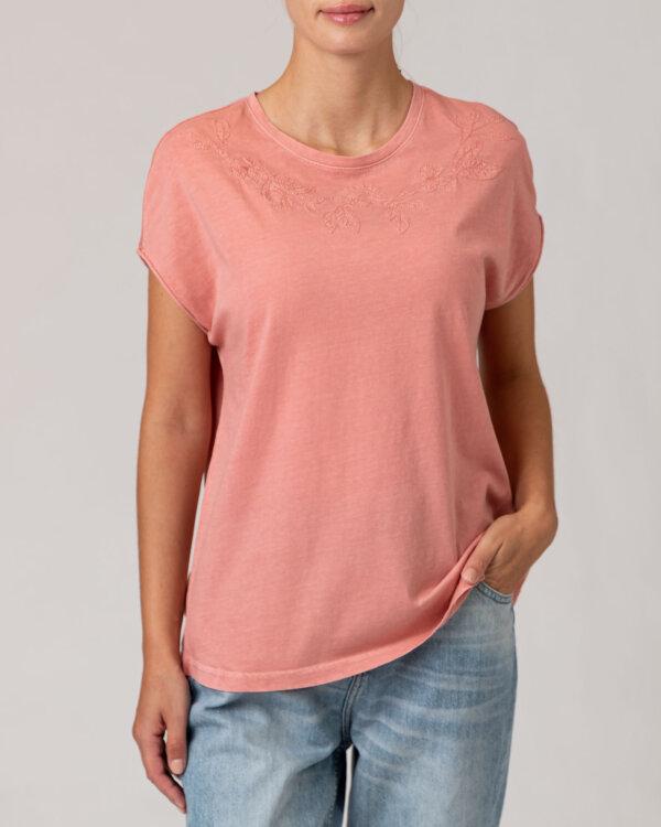 T-Shirt Mustang 1010792_8433 różowy