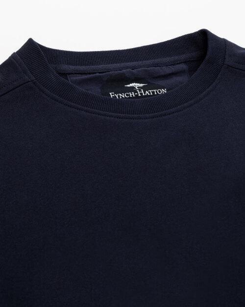 Sweter Fynch-Hatton 12213600_685 granatowy