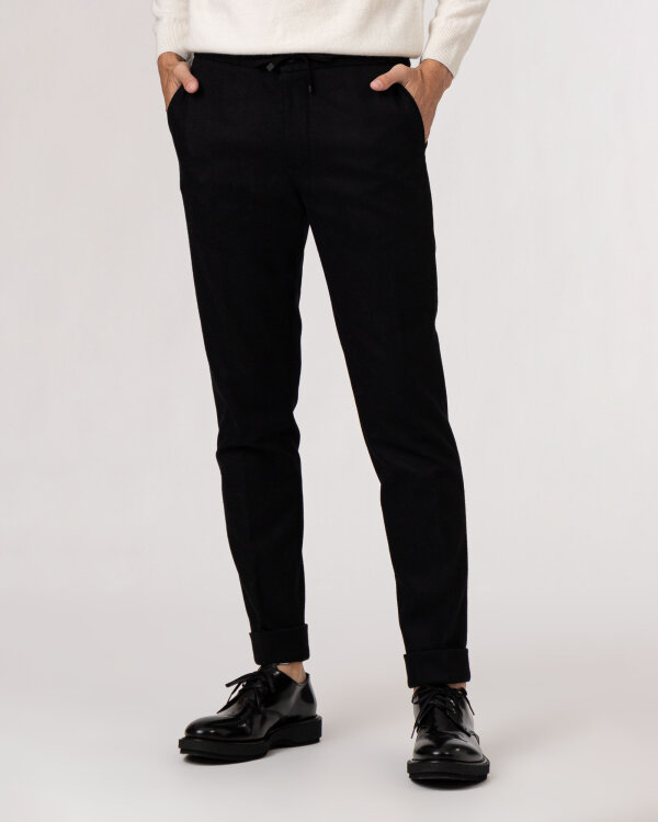 Spodnie Oscar Jacobson NOLAN 5211_3931_310 czarny