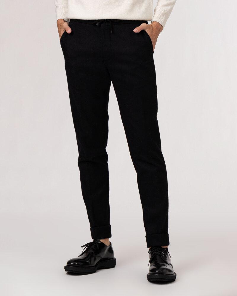 Spodnie Oscar Jacobson NOLAN 5211_3931_310 czarny - fot:2