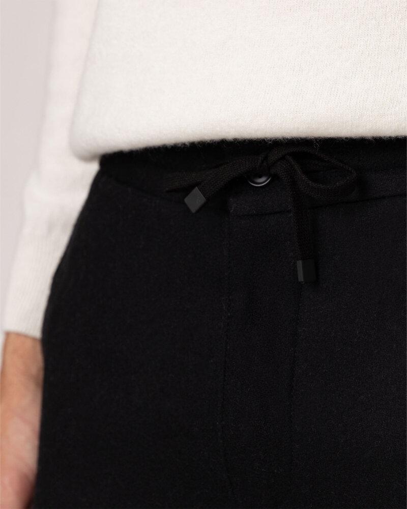 Spodnie Oscar Jacobson NOLAN 5211_3931_310 czarny - fot:3