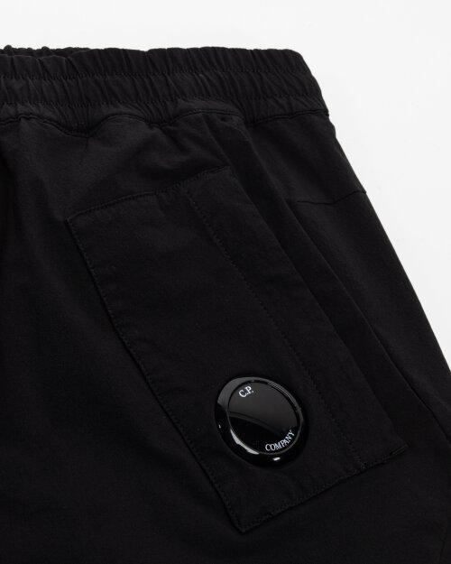 Spodnie C.p. Company 11CMSP199A005983G_999 czarny