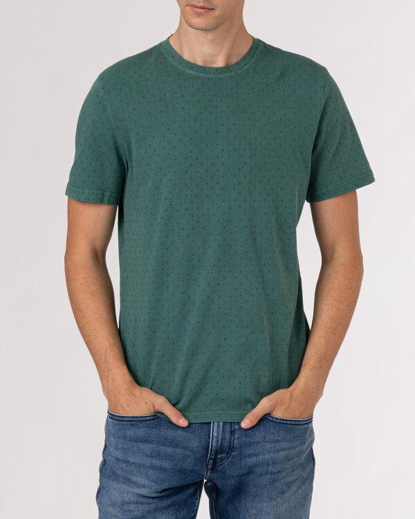 T-Shirt Mustang 1010726_6430 ciemnozielony