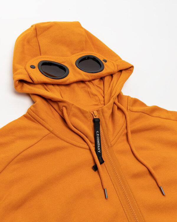 Bluzka C.p. Company 11CMSS060A005086W_436 pomarańczowy