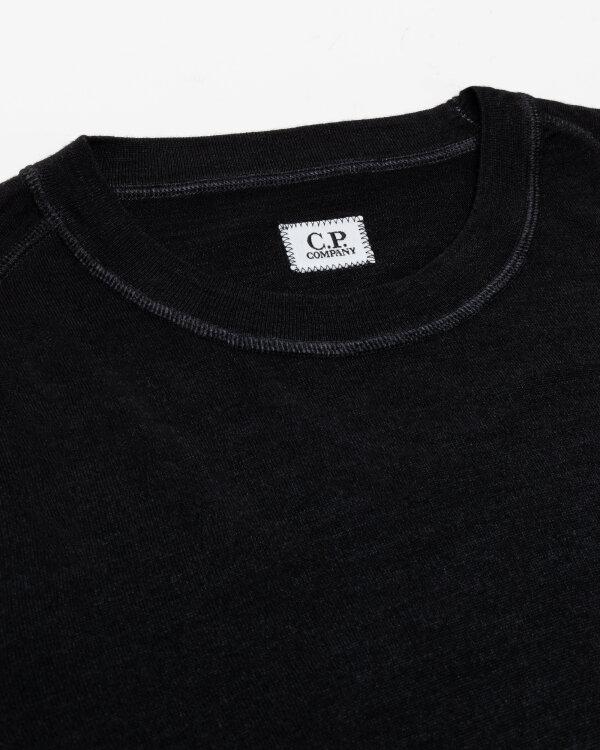 Sweter C.p. Company 11CMKN309A003247F_999 czarny