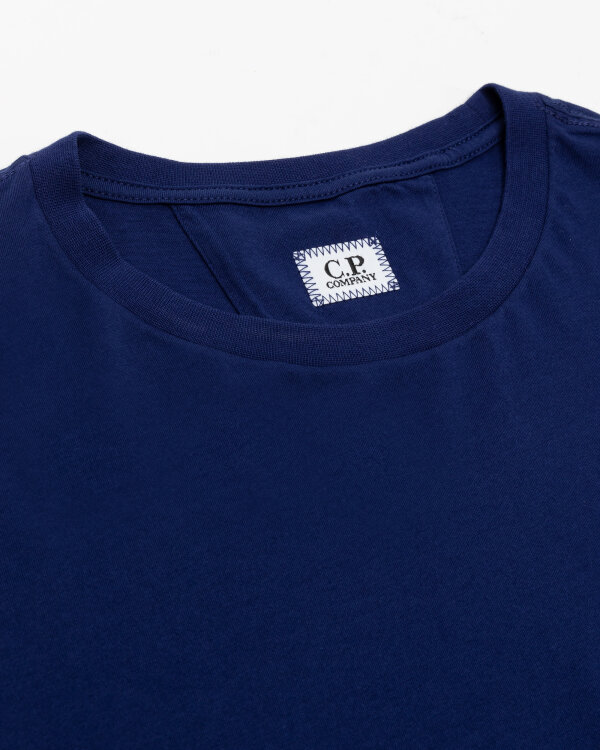 T-Shirt C.p. Company 11CMTS039A005100W_878 indygo