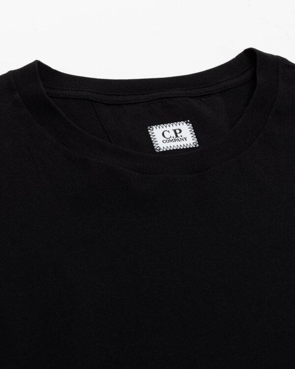 T-Shirt C.p. Company 11CMTS039A005100W_999 czarny