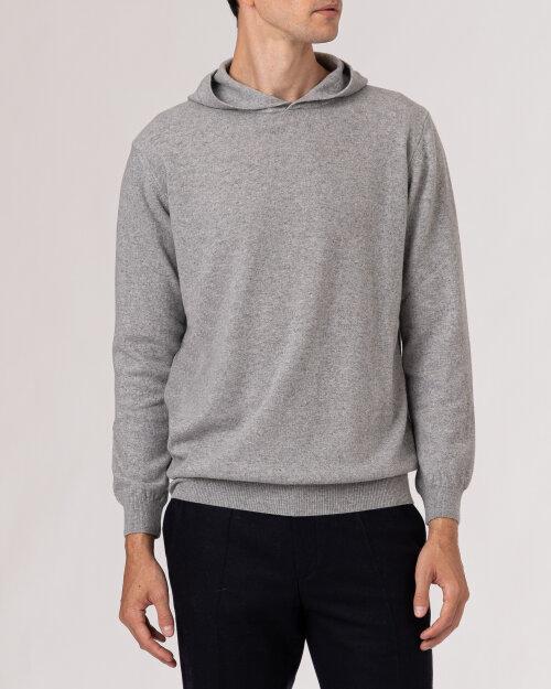 Sweter Oscar Jacobson PASCAL 6765_3447_172 szary