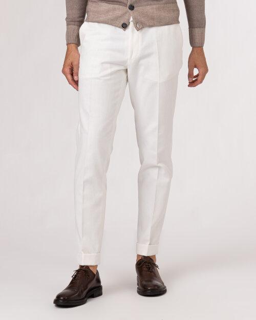 Spodnie Oscar Jacobson DENZ 5390_5771_904 off white