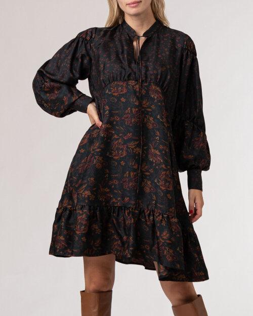 Sukienka Beatrice B 21FA6613FLORA_795 czarny