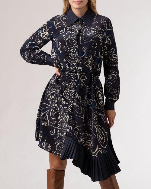 Sukienka Beatrice B 21FA661549892_590 granatowy