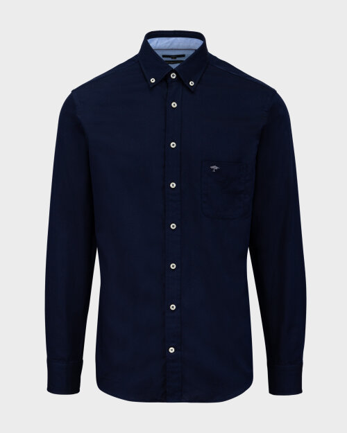 Koszula Fynch-Hatton 12215000_5004 granatowy
