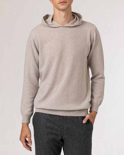 Sweter Oscar Jacobson PASCAL 6765_3447_429 beżowy