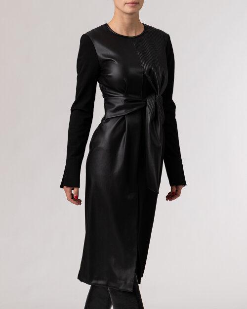 Sukienka Beatrice B 21FA6589MIXMI_99 czarny