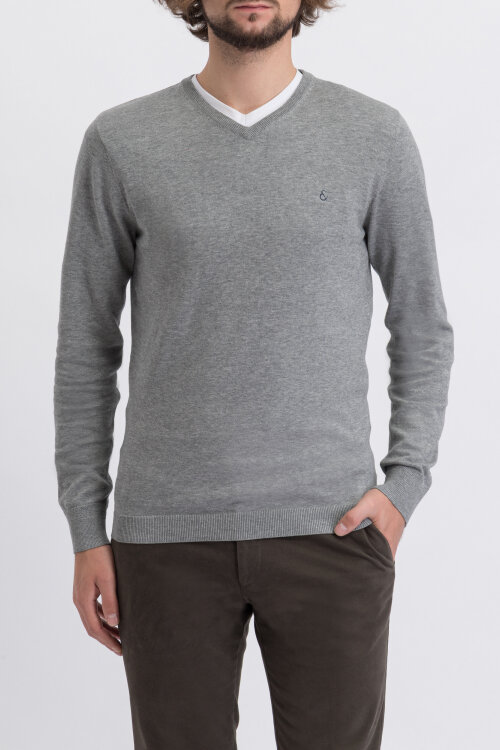 Sweter Colours & Sons 9219-161_800 szary