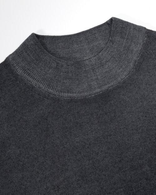 Sweter Oscar Jacobson HILTON 6604_5400_129 szary