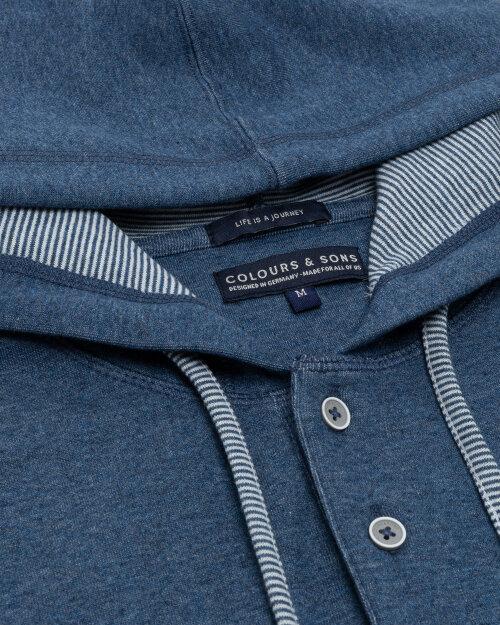 Bluza Colours & Sons 9221-411_630 DENIM niebieski
