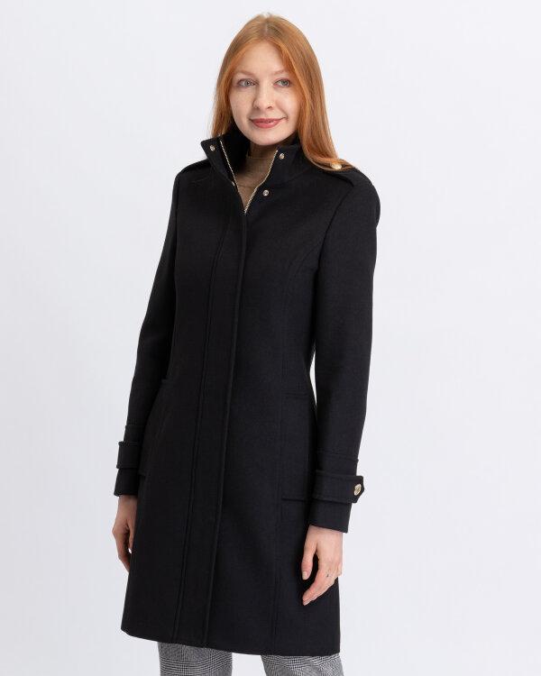 Płaszcz Trussardi Jeans 56S00399_1T003105_K299 czarny