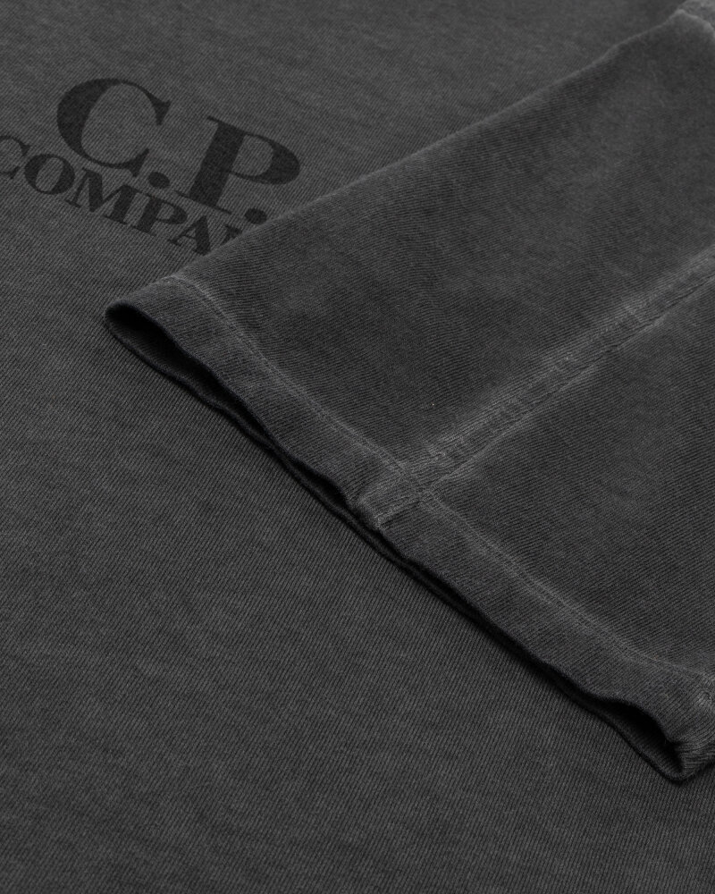 T-Shirt C.p. Company 11CMTS350A005697S_999 szary - fot:4