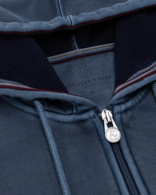 Bluza Colours & Sons 9221-427_610 BIO INDIGO granatowy