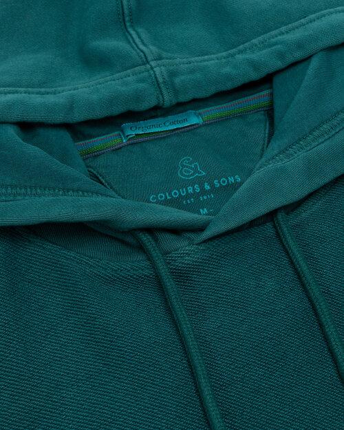 Bluza Colours & Sons 9221-421_485 BOTTLE GREEN zielony