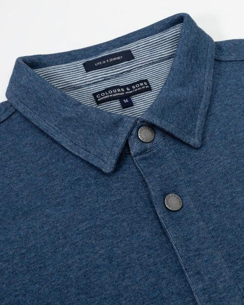 Bluza Colours & Sons 9221-414_630 DENIM niebieski