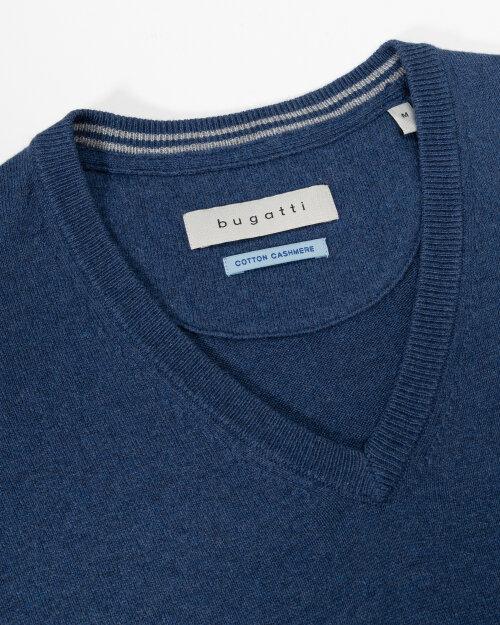 Sweter Bugatti 85520_0 7300_370 niebieski